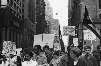 View the Young Lords in Lincoln Park Oral History Digital Collection